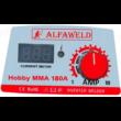 Hegesztőgép inverter Hobby MMA180 Alfaweld
