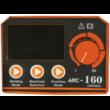 Hegesztőgép inverter JASIC ARC 160 SYN (Z28303)