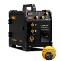 Hegesztőgép inverter CO IWELD POCKETMIG 205 ALUFLUX LIMITED E.