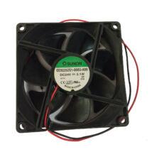 Hűtőventillátor heg.géphez 120x120x40 24V DC