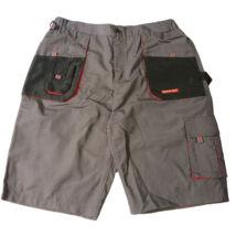 Védőeszköz munkaruha RockPro rövidnadrág szürke/fekete