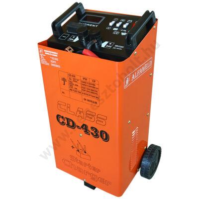 Akkumulátortöltő és indító CLASS CD-430