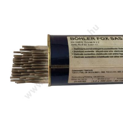 Elektróda BÖHLER FOX SAS A-7 3,2mm