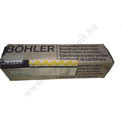Elektróda BÖHLER FOX SAS-2 2.0 mm