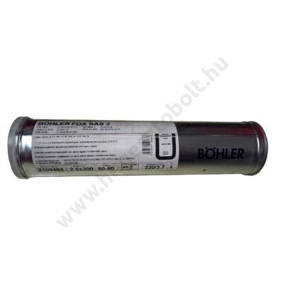 Elektróda BÖHLER FOX SAS-2 2.5 mm