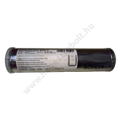 Elektróda BÖHLER FOX SAS-4 2.5 mm