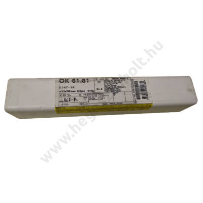 Elektroda OK 61.81 2.5 mm