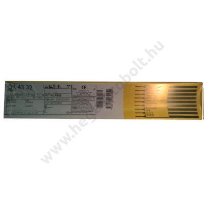 Elektróda OK 43.32 3.2 mm