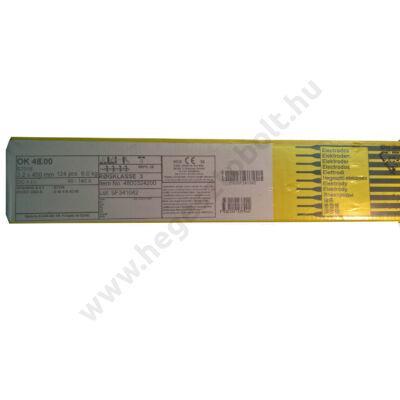 Elektróda OK 48.00 3.25 mm