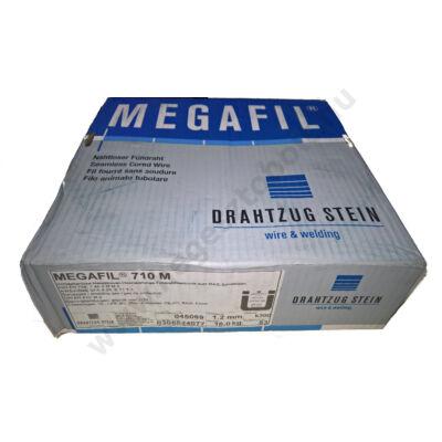 Hegesztő huzal MEGAFIL 710 1,2mm porbeles