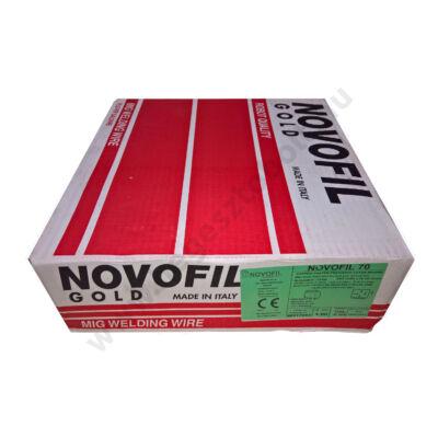 Hegesztő Huzal NOVOFIL SG2 rézmentes   1.0 mm