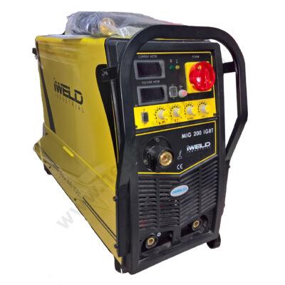 Hegesztőgép CO IWELD MIG 200 IGBT