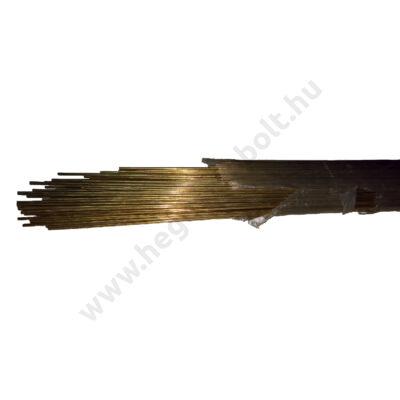 Lángforrasztó pálca 2 mm RÉZ
