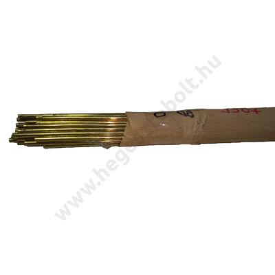 Lángforrasztó pálca 4 mm RÉZ