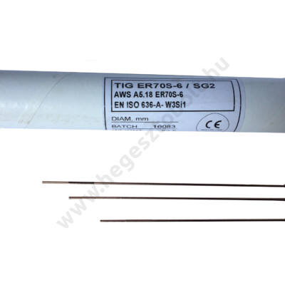 AWI pálca NOVOFIL TIG  2,4mm SG2