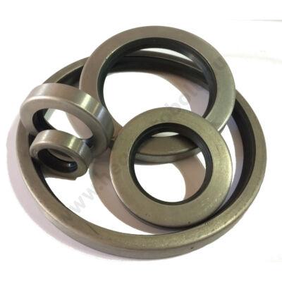 S 35x56x10 fémházas szimmering