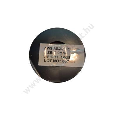 Hegesztő Huzal PORBELES 0,9mm 1kg/db