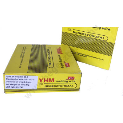 Hegesztő Huzal W10 (G3Si1) 0.6 mm N/5kg