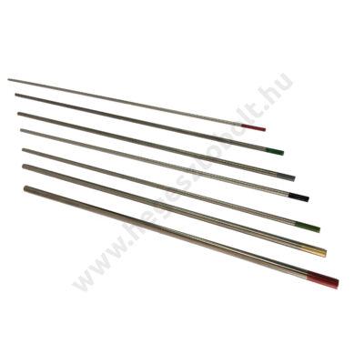 Wolfram elektróda 1.6 mm WL15 (arany)